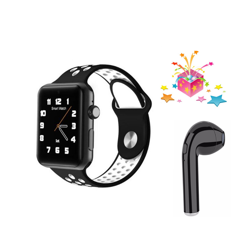 Smart Watch PK IWO8 Bluetooth Watch For Samsung Xiaomi Huawei Apple iphone 6 7 8 support