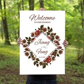 Signes De Numéro De Maison Personnalisée | Livraison Gratuite 1 Pièces Logo Personnalisé Faveur De Mariage Mariage Bienvenue Signe Autocollant Décoration Fête D'anniversaire Décorations Enfant Fille Garçon