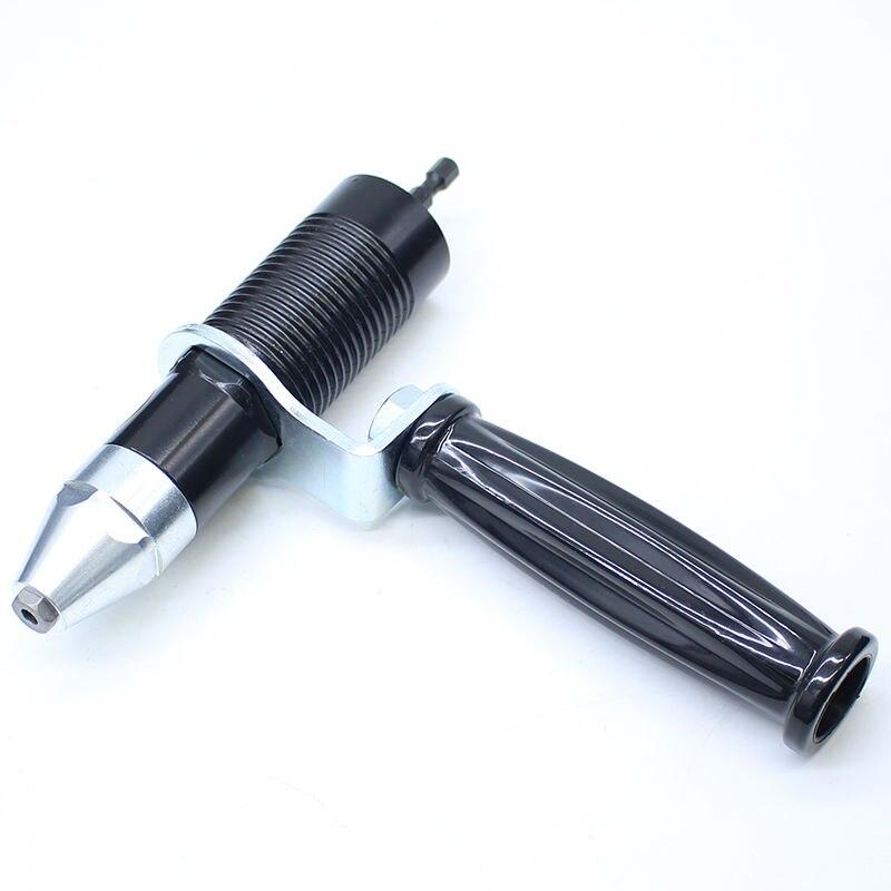 3.2 to 6.4 blind pop rivets Adaptor Riveter 4