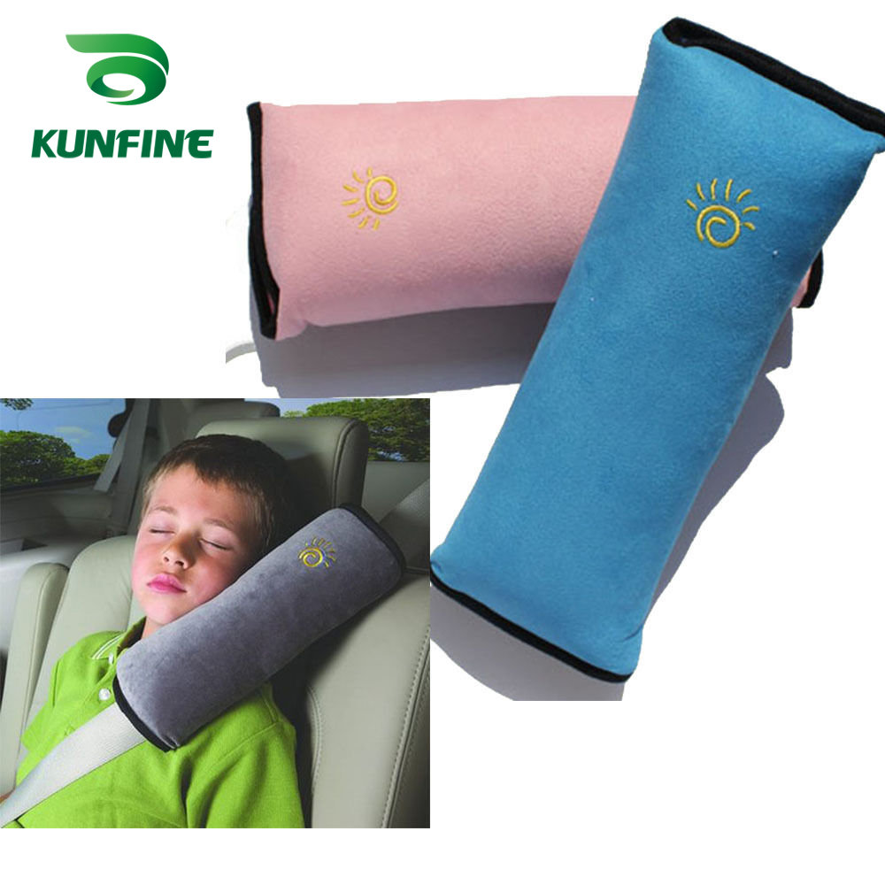 Soft Baby Car Safety Seat Belt Harness Shoulder Pad Cushion Neck Seatbelt for Children Protection