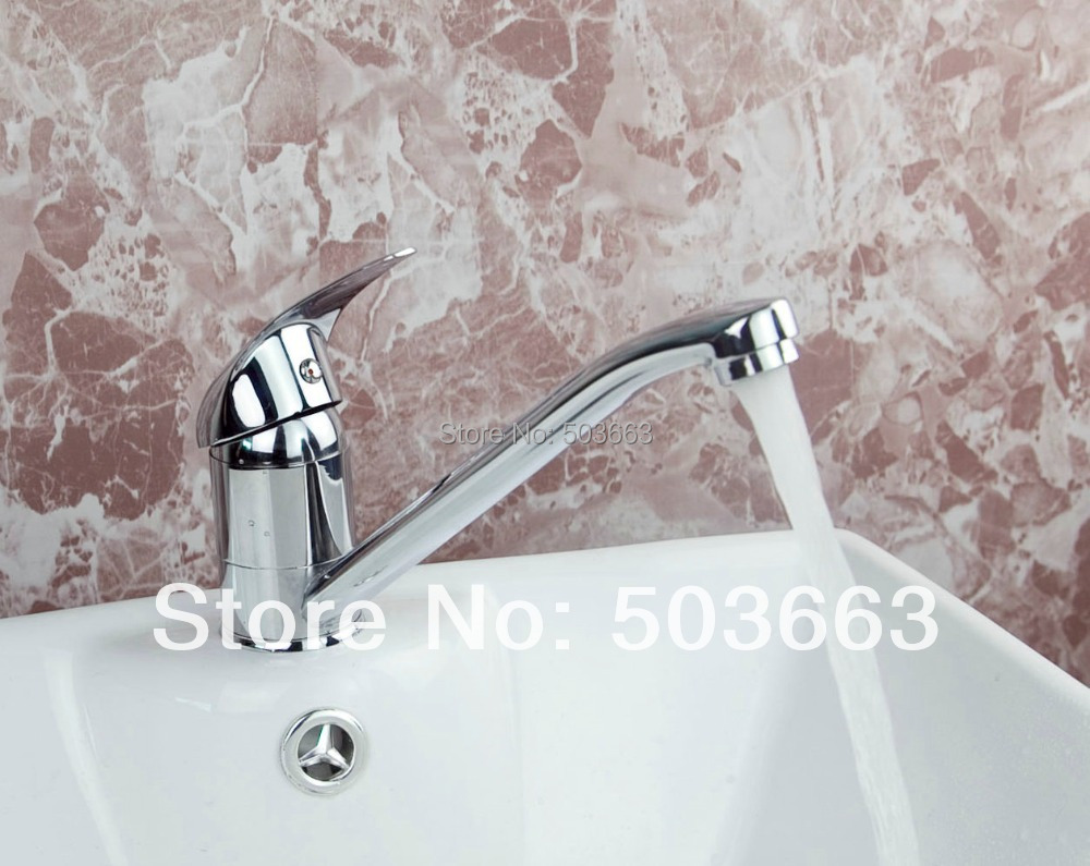 popular best kitchen tap buy cheap best kitchen tap lots from modern and best price chrome brass bibcock kitchen faucet spout vessel sink single handle deck mounted