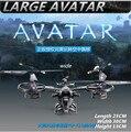 Gran Avatar YD711 AT-99 Avatar helicóptero 30 cm 2.4G 4ch RTF rc helicóptero gyro listo para volar radio control toys 2016 venta caliente