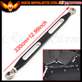 With Logo 330 mm Black CNC Gear Shift lever Link Linkage Arm for Harley Heritage Softail Electra Glide
