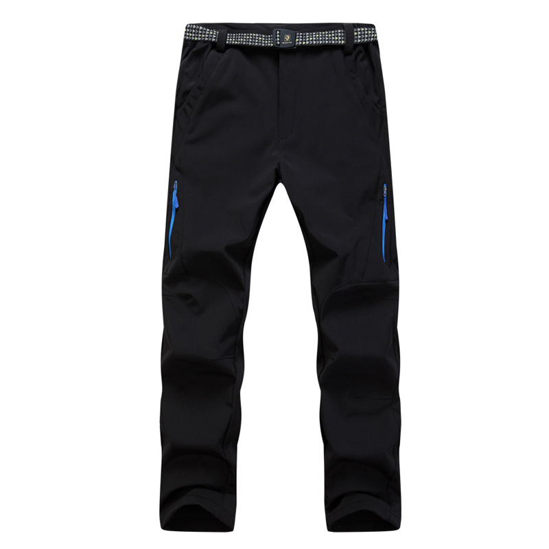 AD081 HIKING PANTS black