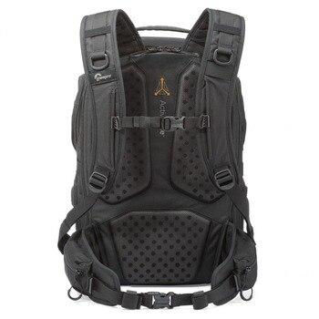 Genuína Lowepro ProTactic 450 aw bolsa para câmera de ombro Bolsa para câmera SLR Mochila para laptop com capa para qualquer tempo 15.6 polegadas Lapto 1