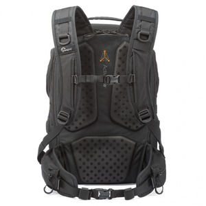 """Image 4 - Genuine Lowepro ProTactic 450 aw / 450 aw II shoulder camera bag SLR backpack with all weather Cover 15.6"""" laptop"""