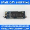 Genuino nueva wlan wifi aeropuerto tarjeta bluetooth para macbook pro unibody a1278 (2008-2010) A1286 (2008-2009) A1297 2009 BCM94322USA