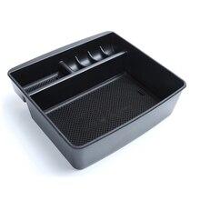 2010-2016 интерьер автомобиля не скользит закладочных уборки коробка для Toyota Land Cruiser Prado FJ 150 FJ150 аксессуары