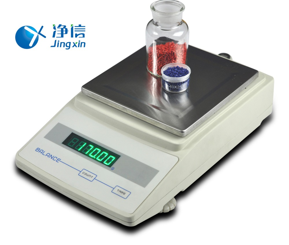 Electronic Scientific Instruments : Jingxin technology scientific lab lcd weighing scale g