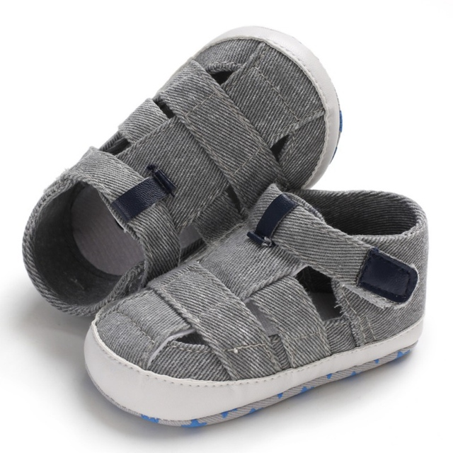 Toddler Shoes Baby Boy Girl Summer Infant Soft Crib Shoes Children Infant Boys Girls Casual Sandals Soft Shoes 2019 #420 4