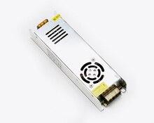 12V 30A 360W Power Supply Driver Converter Strip Light 240V/170V Universal Regulated Switching  for CCTV Camera/LED/Monitor
