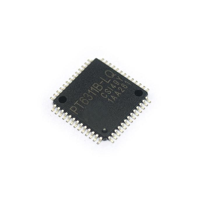 1pcs/lot PT6311B-LQ PT6311 Display Driver Chip Package QFP52 PTC