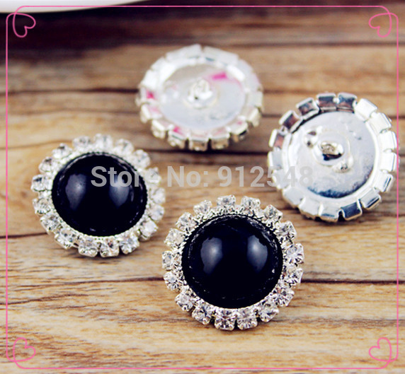 141123194, 1pcs/lot coat buttons rhinestone buttons ...