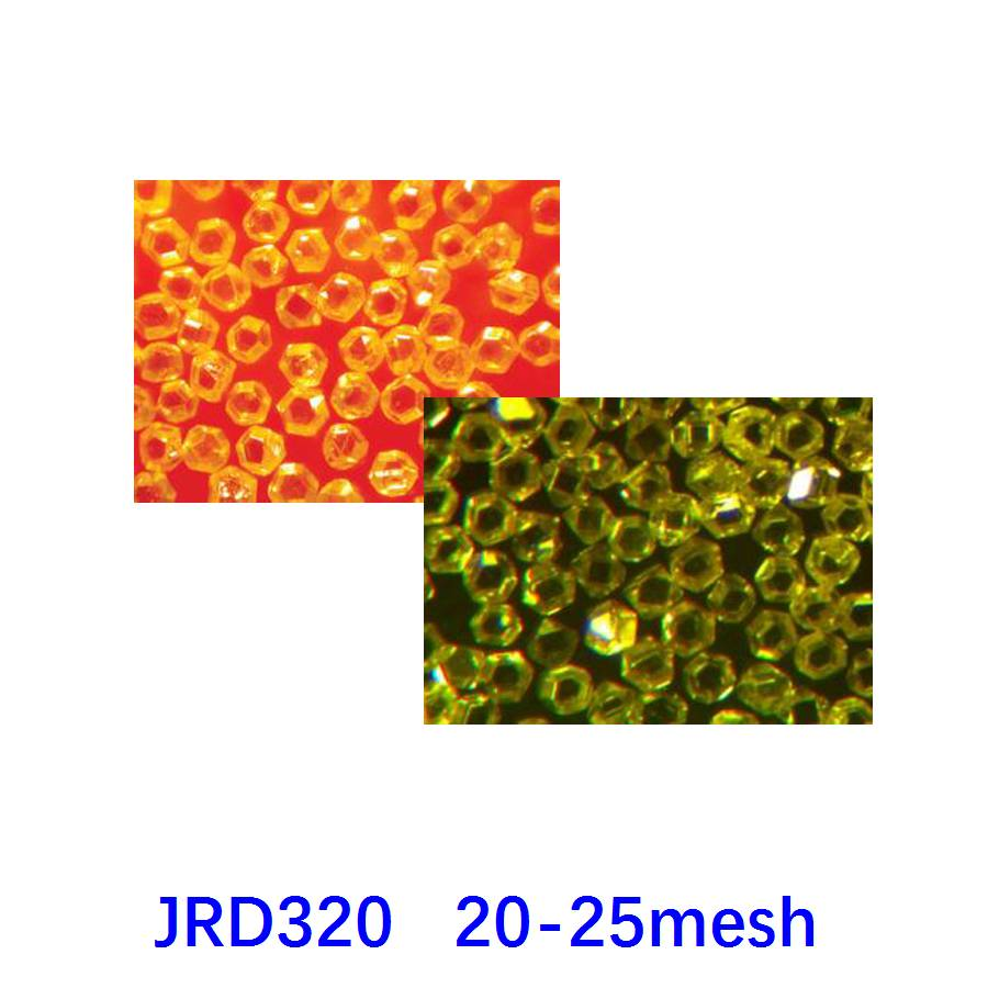 (200g/lot) JRD320 16-80mesh Industrial Diamond Powder Synthetic Diamond Powder Polishing