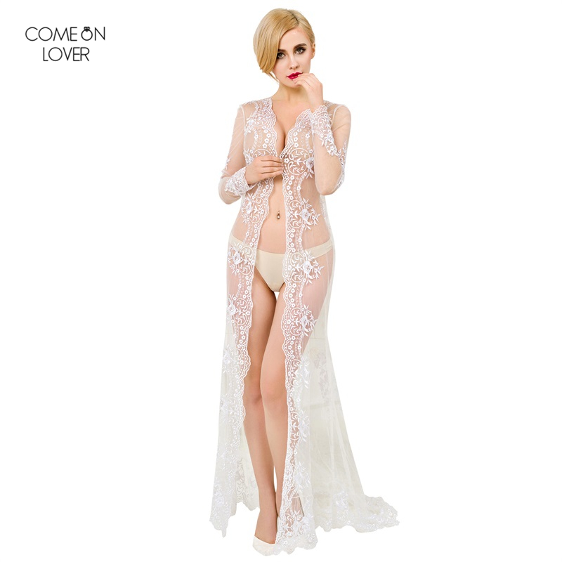 Comeonlover Fantasias Sexy Erotic Lace Snow White Lingerie Wonder Woman Exotic Apparel Evening Gown VT1019 Embroidery Sleepwear