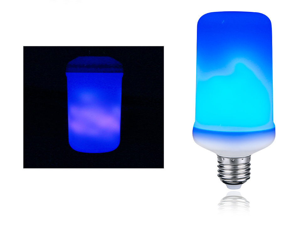 LED Flame lamps (7)