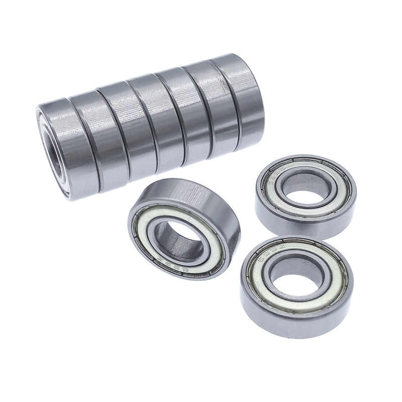10 pcs 699zz bearing 699 699z carbon staal groefkogellagers 9*20*6mm miniatuur lager