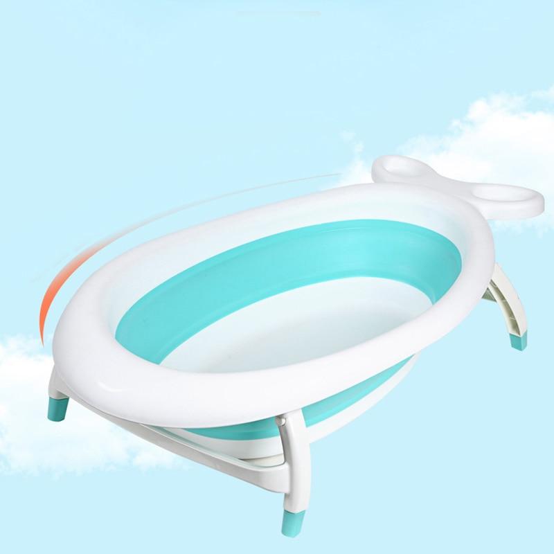 Baby Bath Tub Foldable Travel Baby Bath Tubs For Newborns Kids ...