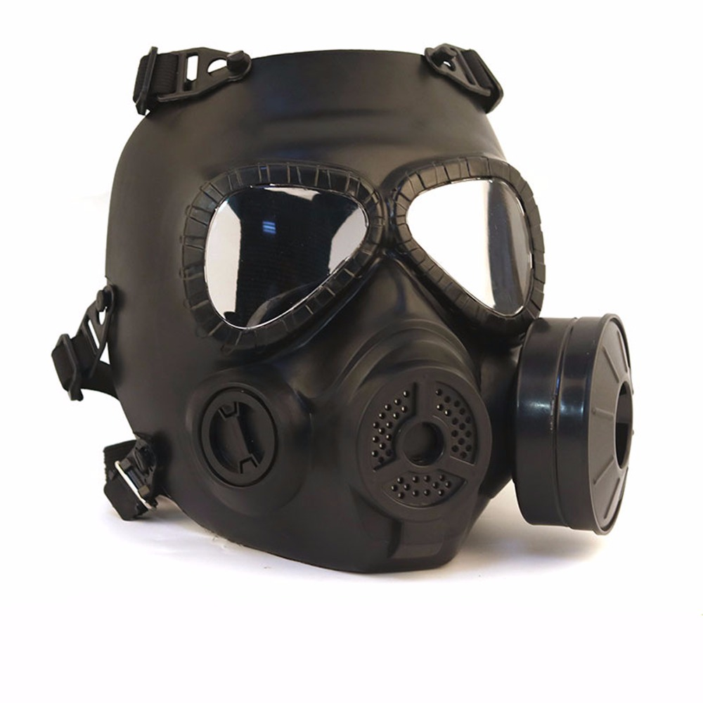 Back To Search Resultsnovelty & Special Use Costumes & Accessories Vevefhuang Tactical Head Gas Masks Resin Full Face Fog Fan For Cs Wargame Airsoft Paintball Dummy Cs Field Gas Mask For Cosplay