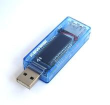 Keweisi Батарея тестер 3 В до 9 В 0A к 3A USB Зарядное устройство Мощность Батарея Ёмкость тестер Напряжение измеритель тока KWS-V20
