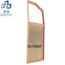 цена на 03C129620F Car Air filter for Volkswagen Skoda Fabia 1.4/1.6 auto part air filter