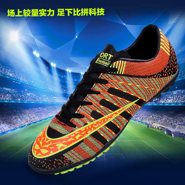 Fires Professional Indoor Soccer Shoes For Men & Women