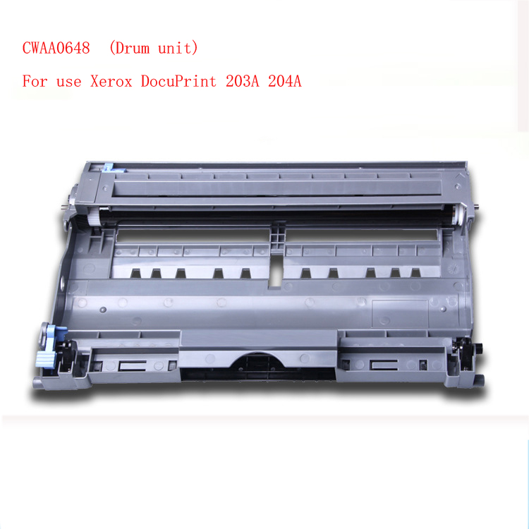 Hot Selling Compatible Toner Cartridge CWAA0648 drum unit drum kit  for xerox DocuPrint 203A 204A toner reset chip for xerox 2100 refilled cartridge compatible for laser printer docuprint dp 2100 3210