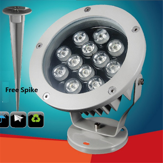 AuBergewohnlich Spike Modell IP65 Outdoor Led Spot Lampe Für Garten, Park, Bäume,  Aufzuforsten,