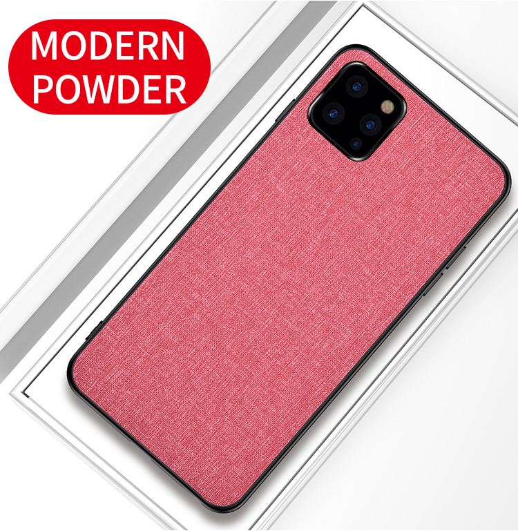 Joliwow Fabric Case for iPhone 11/11 Pro/11 Pro Max 56