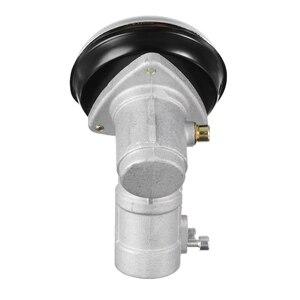 Image 2 - Boîte de vitesses 26mm de diamètre, débroussailleuse, débroussailleuse, remplacement de la tête de vitesse Tête de tondeuse à gazon, tige carrée, engrenage universel, pièce de rechange