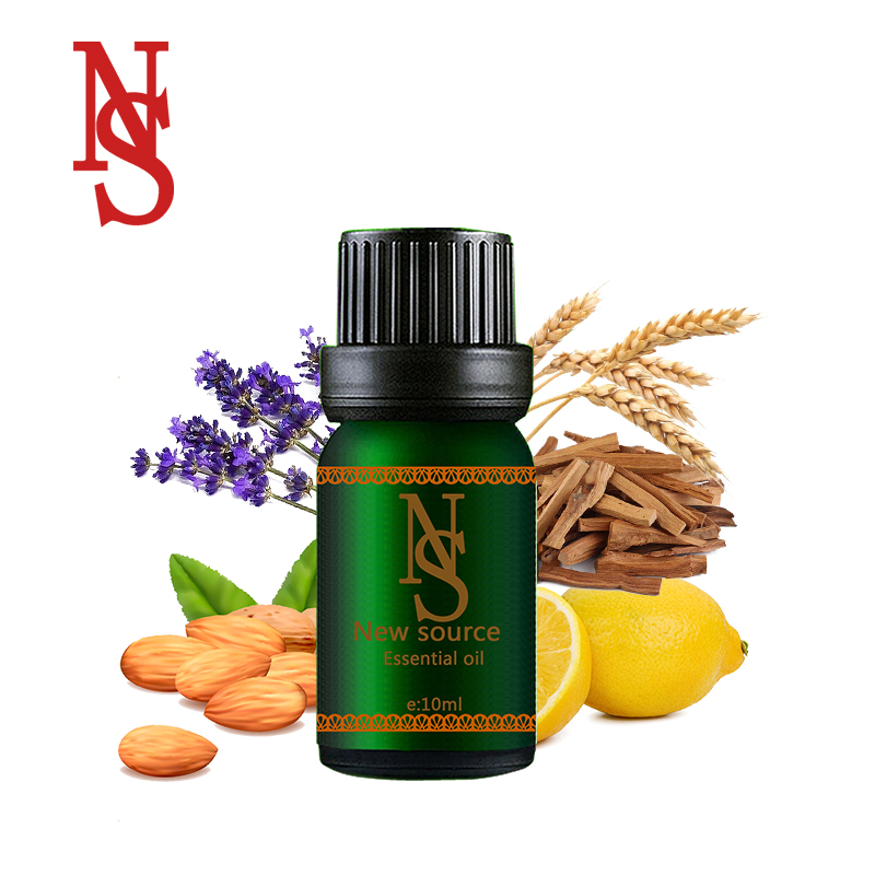 100% Pure natural Drive midge compound essential oil Repellent relax physically and mentally stable Treatment of insomnia