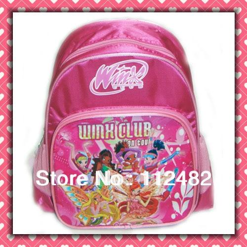 Free shipping 30cm Kids Cartoon Children school bag backpack Kids