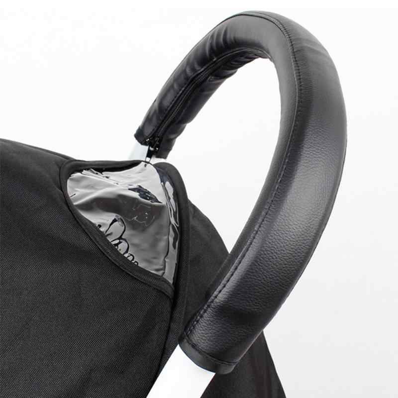 Аксессуары из искусственной кожи, ручка с коляской, детская коляска, бюстгальтер, защитная полиуретановая коробка для yoyo babyzen
