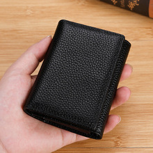 New Luxury Brand Wallet Men Leather Men Wallets Purse Short Male Clutch Leather Wallet Mens Money Bag Quality Guarantee цена