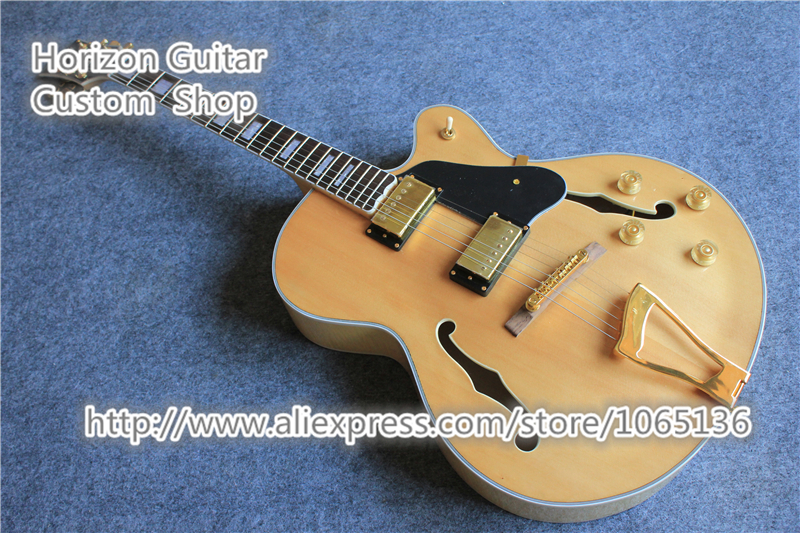 Top Selling Jazz Guitar L5 Hollow Body Electric Guitarra Archtop