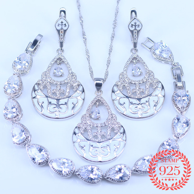 Silver 925 Jewelry Water...