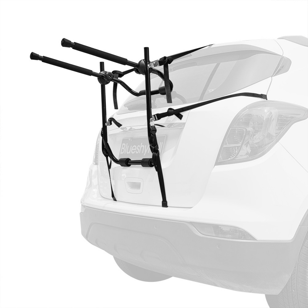 Trunk Mount Bike Rack >> Us 22 0 Car Bicycle Stand Suv Vehicle Trunk Mount Bike Carrier Car Racks In Bicycle Rack From Sports Entertainment On Aliexpress Com Alibaba