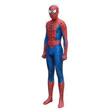 2019 New model cosplayClassic Remy Tony Spider-Man Role playing A jumpsuit suit Superheroes. customize