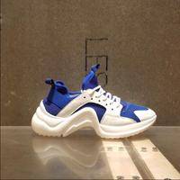 High Quality Walking Shoes Ins The Hottest Shoes Sneakers Women S Heighten Leather Sneakers Comfortable Breathable