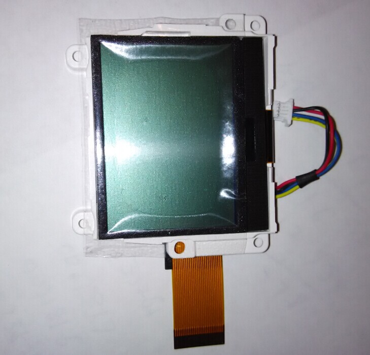 Original disassemble for CASIO DT940 LCD,100% tested good  for casio dt930 940 data hand held terminal base 986