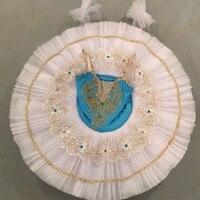 New Ballet Tutu Child Adult Women Ballerina Costumes Professional Ballet Tutu Kids Ballet Swan Balett Dress Girl 7 8 Layers
