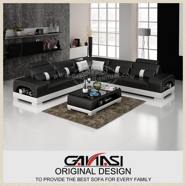 Corner Sofa Bed Contemporary: GANASI Corner Sofa Bed,modern Sofa Set Living Room