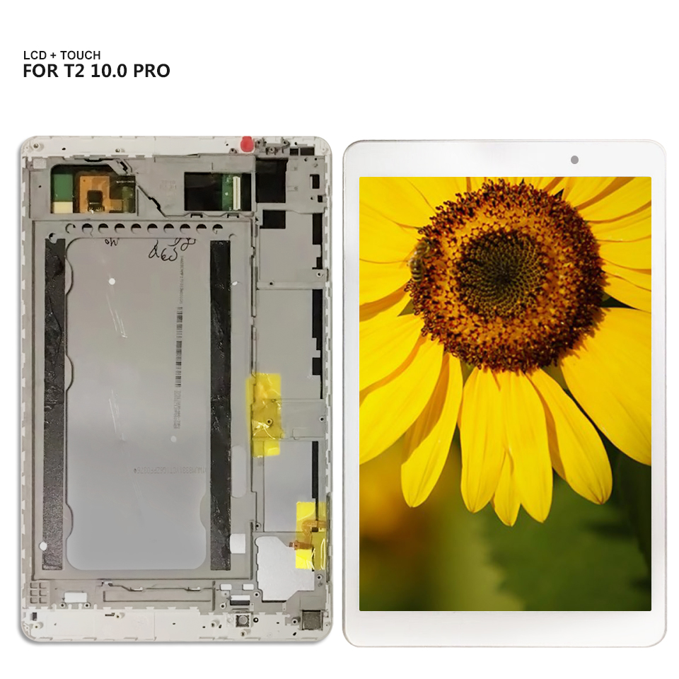 For MediaPad T2 10.0 Pro 10.1 FDR-A01L FDR-A01W LCD Display Touch Screen Digitizer Glass Assembly + Free Tools image