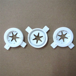3pcs/lot Modeling Caps of Ice Cream Machine Spare Parts Star Shaped 3 pcs in one