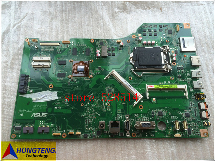 original MAIN BOARD For asus ET2700I MOTHERBOARD WITH Graphics   100% Test ok