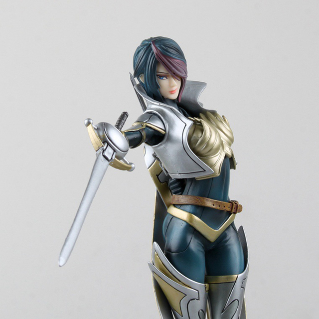 LOL League of Legends figure Action Game Fiona Model Collection Toy action-figure 3D Game Heros anime party decor Creative Gifts 4