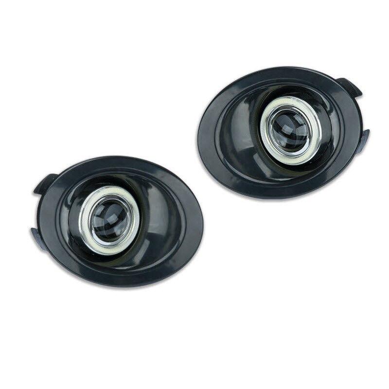 For Land Rover Freelander 2 LR2 3 in 1 LED Yellow Signal Lights White COB Angel Eyes H11 55W Halogen Fog Lights Projector Lens