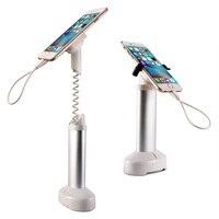 10 אבטחת טלפון 1xmobile טלפון הנייד stand מחזיק תצוגת iphone נגד גניבת מערכת אזעקה עבור חנות קמעונאית עם מהדק