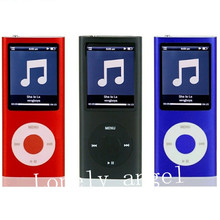 High Quality LCD 1.8 inch 4th mp4 Player 8GB 16GB 32GB MP3 Music Playing gen with FM Radio E-book HD Video MP4