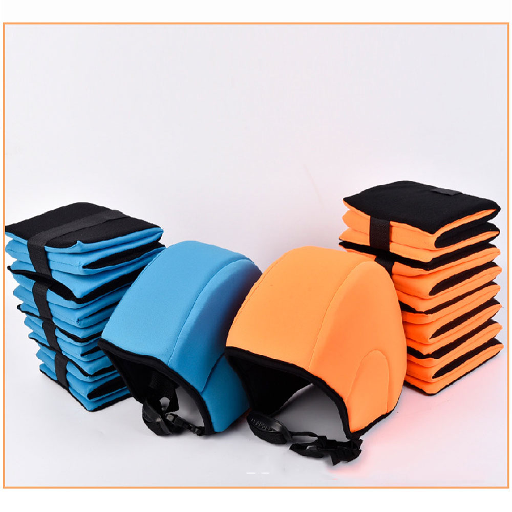 Swimming Floating Helmet Rings Inflatable Life Air Sleeves Learn Swimming Arm Ring Swimming Equipment Accessories